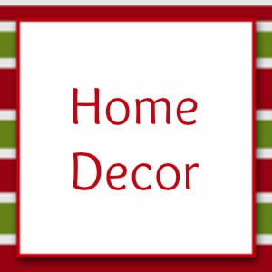 Home Decor & Holiday Decorating