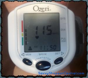 Ozeri Digital Blood Pressure Cuff