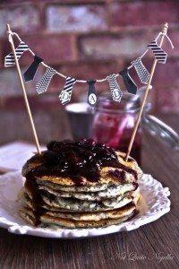 Blueberry Chia Pancake Recipe