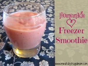 Greek Yogurt Smoothie