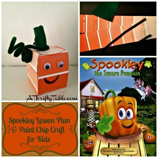 Homeschool Unit Study: Tolerance, Diversity, and Acceptance with Spookley the Square Pumpkin