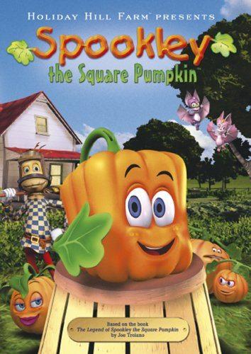 Spookley the Square Pumpkin Lesson Plan