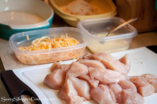 Baked Cheddar Chicken | Easy Dinner Recipe