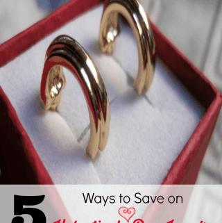 Ways To Save On Valentines Jewelry