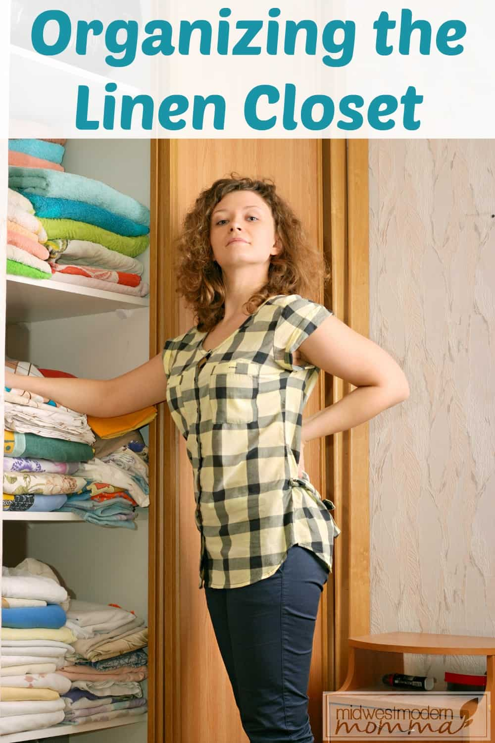 Tips for Organizing the Linen Closet