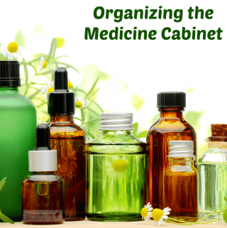 Tips for organizing your medicine cabinet