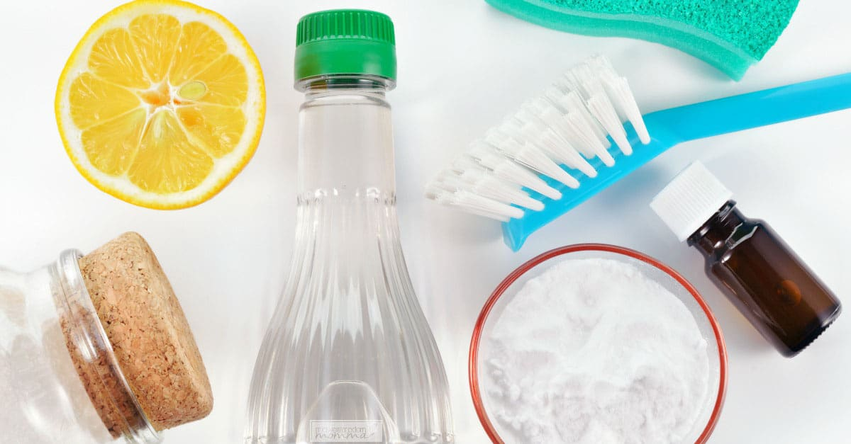 50 Homemade Cleaner Recipes | Ready to ditch the chemical-laden, expensive commercial cleaners? Not matter what you need cleaned, you'll find an all-natural recipe for it here! Homemade dish soap, dishwasher detergent, grout cleaner, window cleaner recipes, carpet shampoo solution, and so much more!