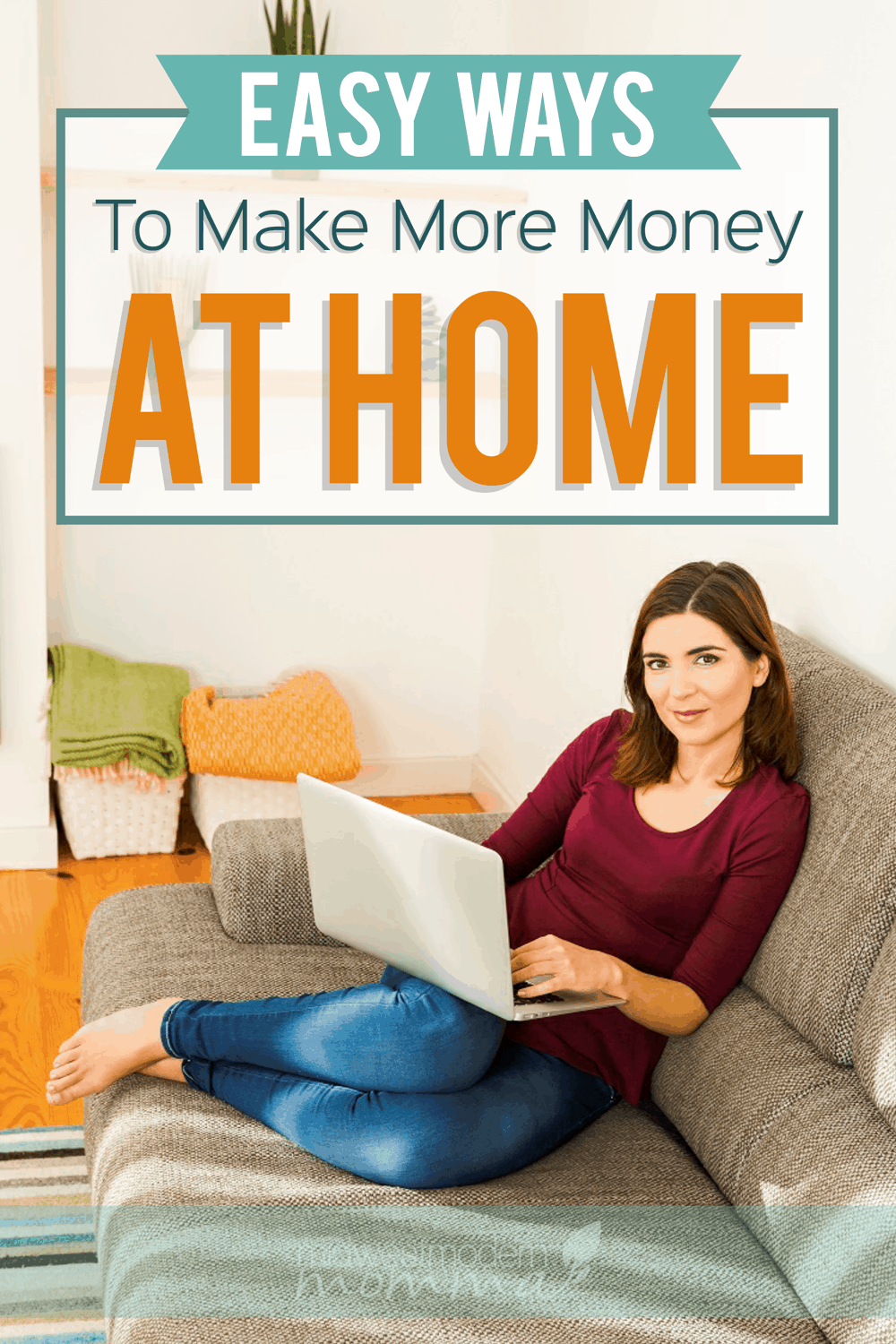 Easy Ways To Make Money At Home  Midwest Modern Momma