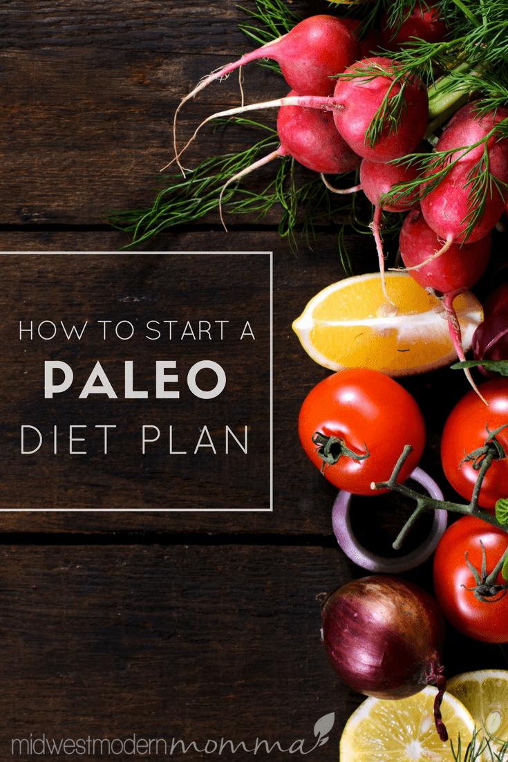 How to Start a Paleo Diet Plan