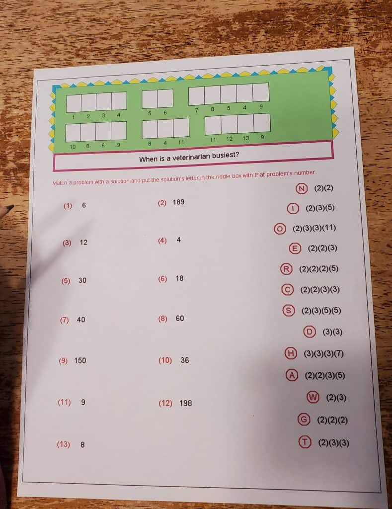 hight resolution of Math Galaxy Games \u0026 Workbooks {Review}   Midwest Modern Momma