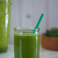 Daily Green Drink (& habits)