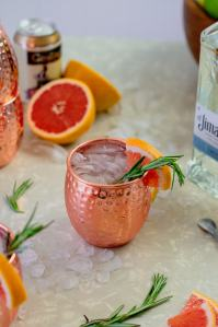 Grapefruit Paloma Mule