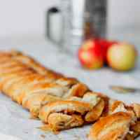 Braided Apple Danish (& flow)