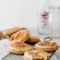 Creme Brûlée (Toasted) Sugar Cookies (& pie weights)