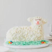 Lamb Cake Recipe