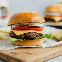 Easy Venison Burger Recipe