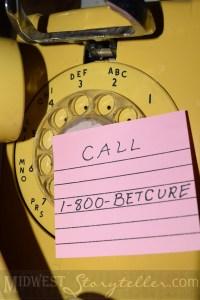 Call 1-800-BETCURE www.midweststoryteller.com