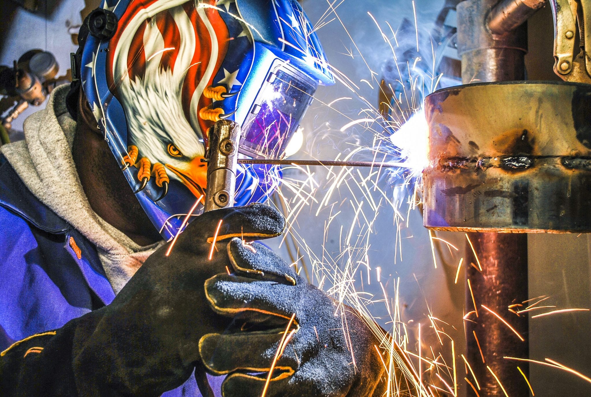 Job Outlook For Welders What Is A Welder Midwest Technical Institute