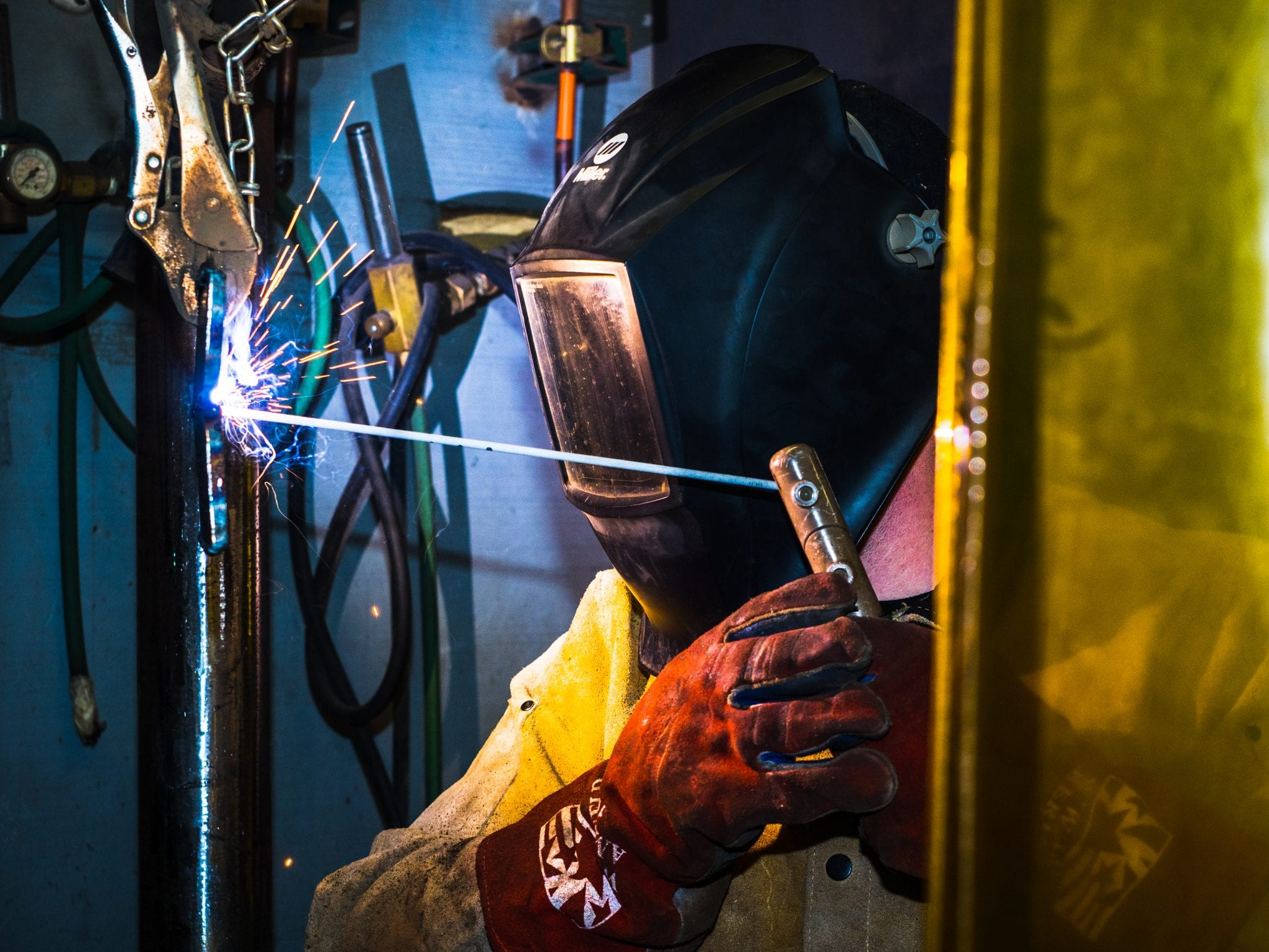 Job Outlook For Welders What Does A Welder Do Midwest Technical Institute