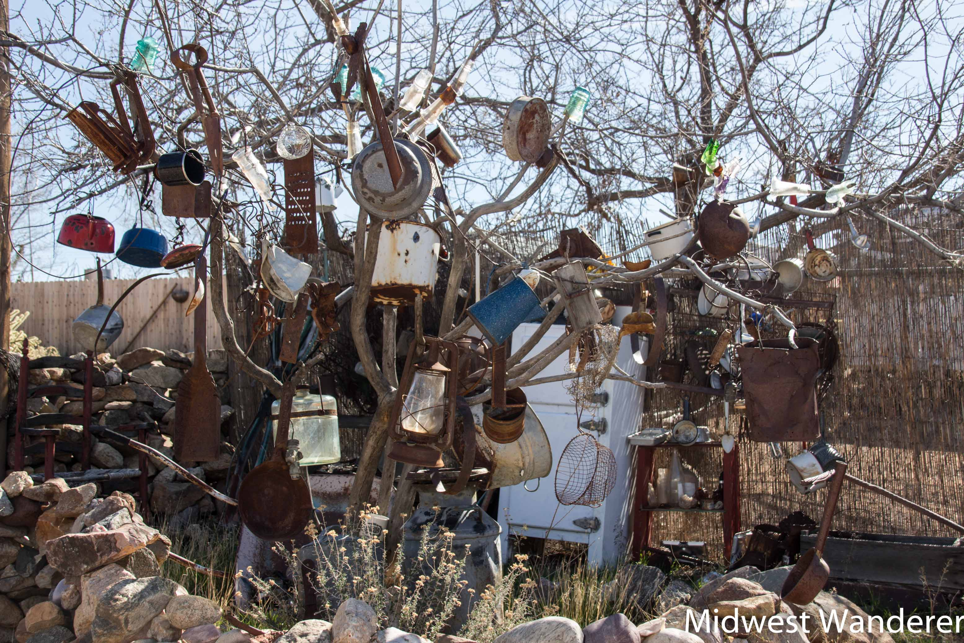 Chloride Quirky Arizona Town Worth Seeing Midwest Wanderer