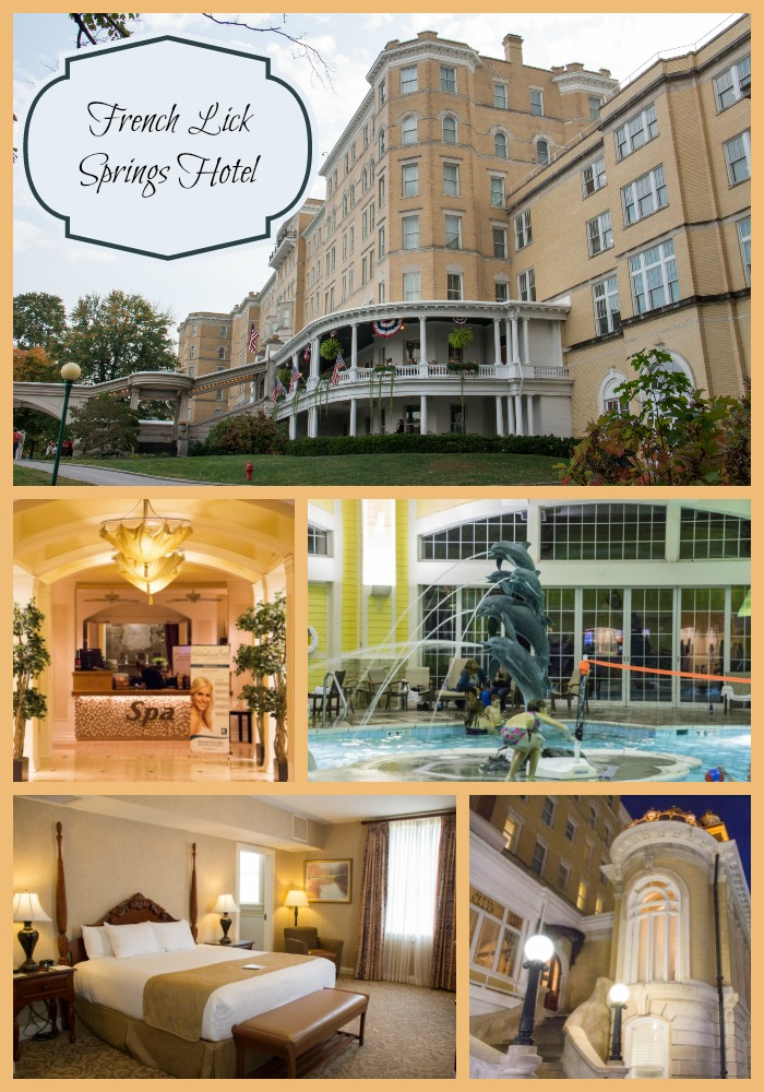 French Lick Springs Hotel A Stay In Historical Luxury