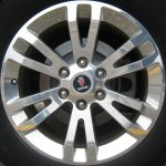Chevrolet Trailblazer 5321p Oem Wheel 17800192 Oem Original Alloy Wheel