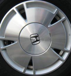 42700snca91 42700snca61 64002ms wheel oem original alloy wheel honda civic 2006 2007  [ 1024 x 1024 Pixel ]