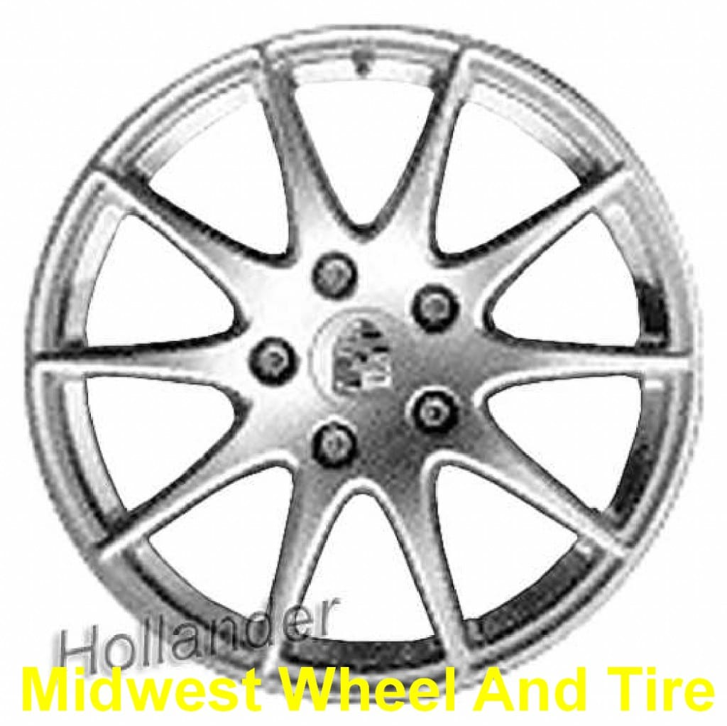 Porsche S Oem Wheel