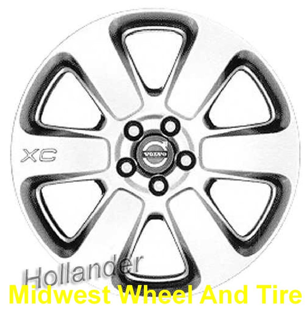 Volvo Xc70 S Oem Wheel