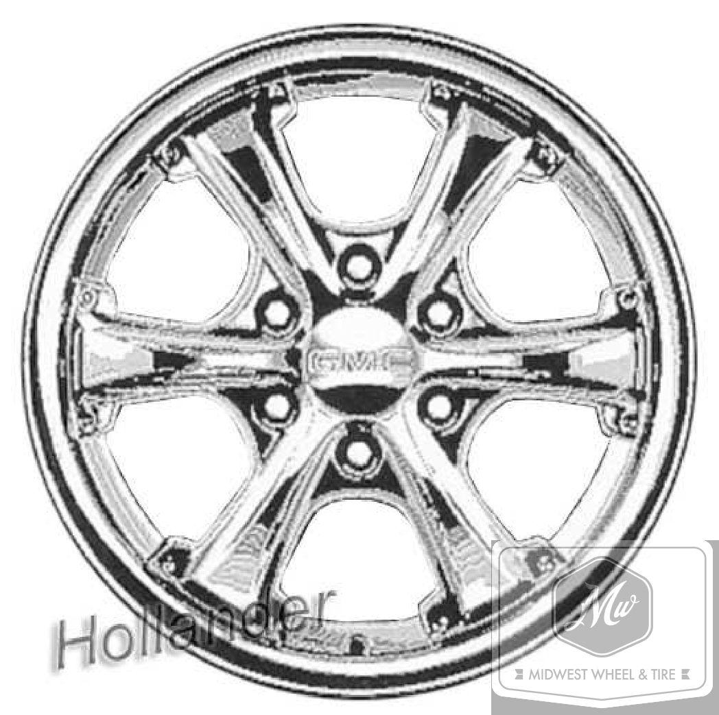 Gmc C Oem Wheel