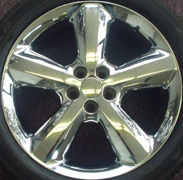 Chrysler Pt Cruiser 2199c Oem Wheel 05278946ab