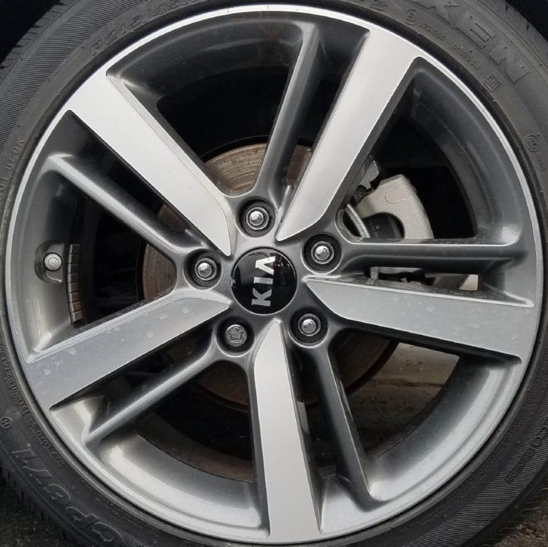 Kia Forte Wheels