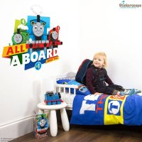 Thomas the Tank Engine Wall Sticker Giveaway! - Midwife ...