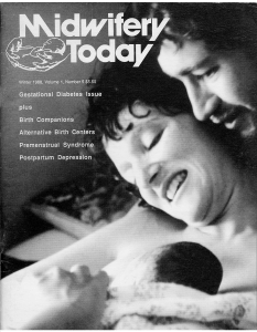 Midwifery Today Issue 5