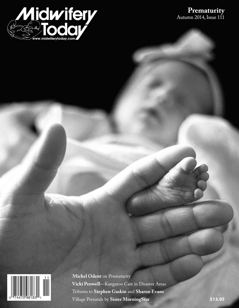 Midwifery Today Issue 111