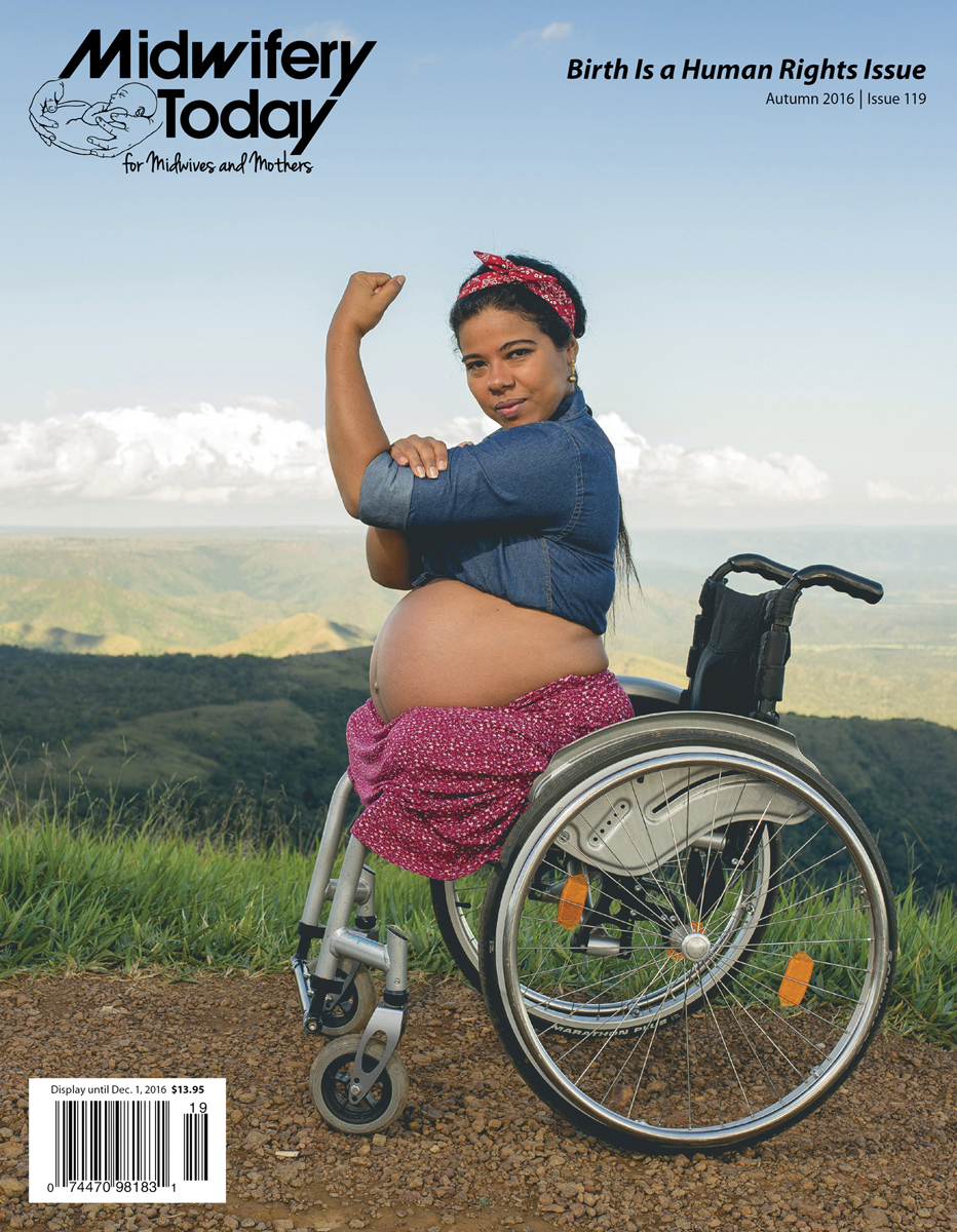 Midwifery Today Issue 119
