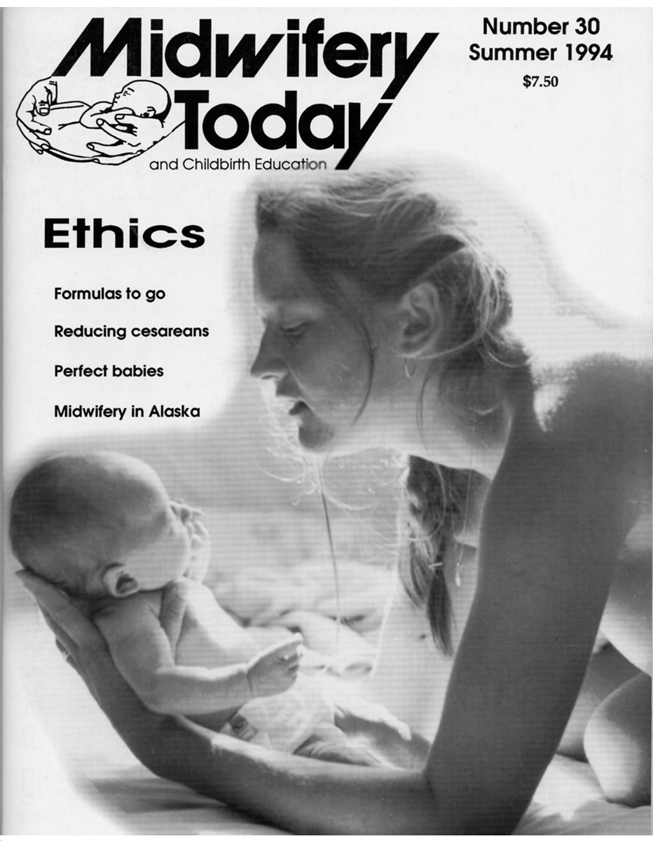 Midwifery Today Issue 30