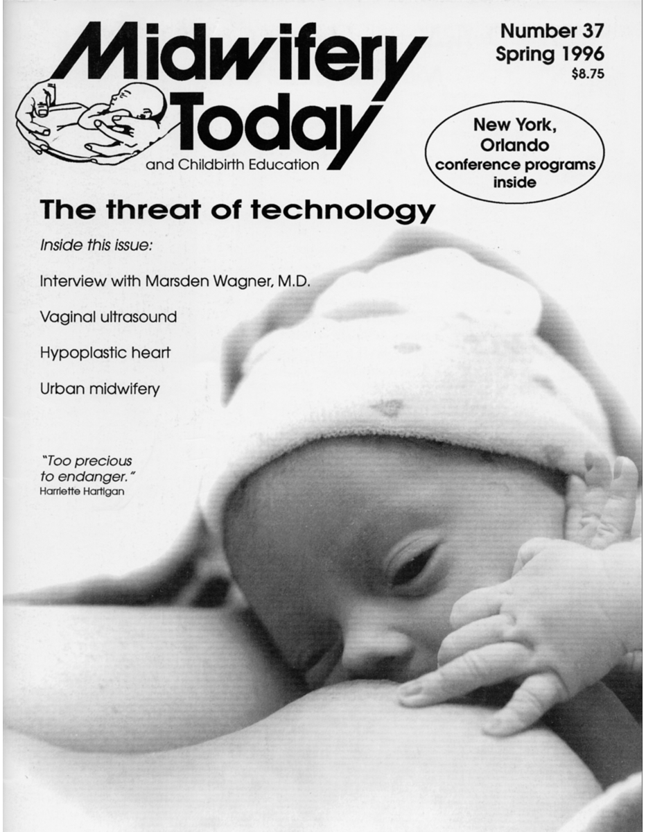 Midwifery Today Issue 37