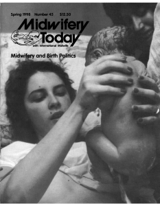 Midwifery Today Issue 45