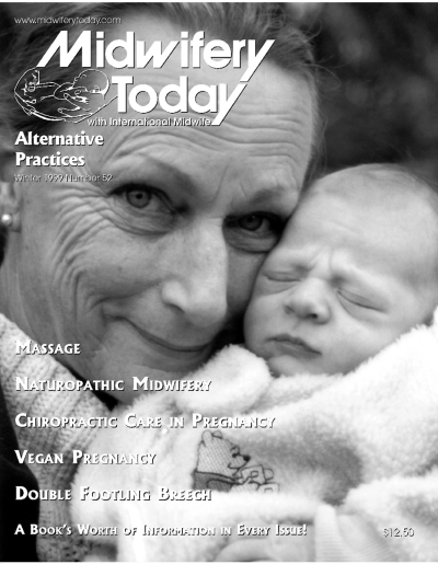 Midwifery Today Issue 52