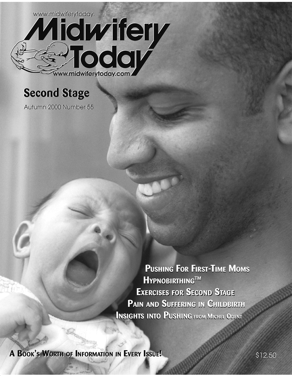 Midwifery Today Issue 55