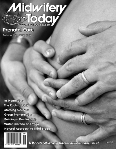 Midwifery Today Issue 59