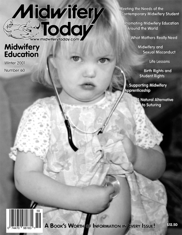 Midwifery Today Issue 60
