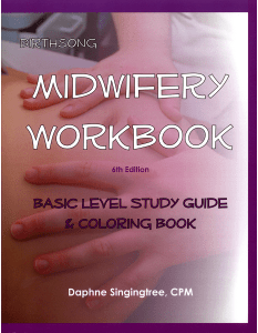 Birthsong Midwifery Workbook 6th Ed