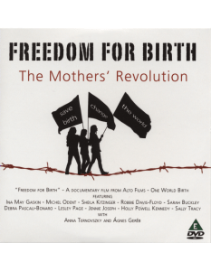 Freedom For Birth DVD