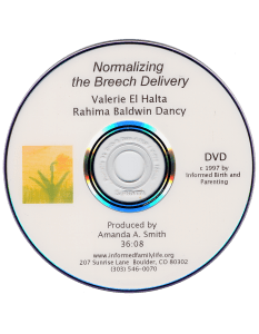 Normalizing The Breech Delivery DVD