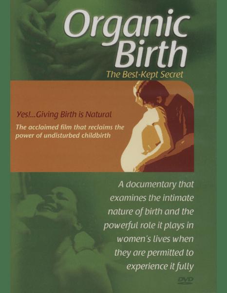 Organic Birth DVD