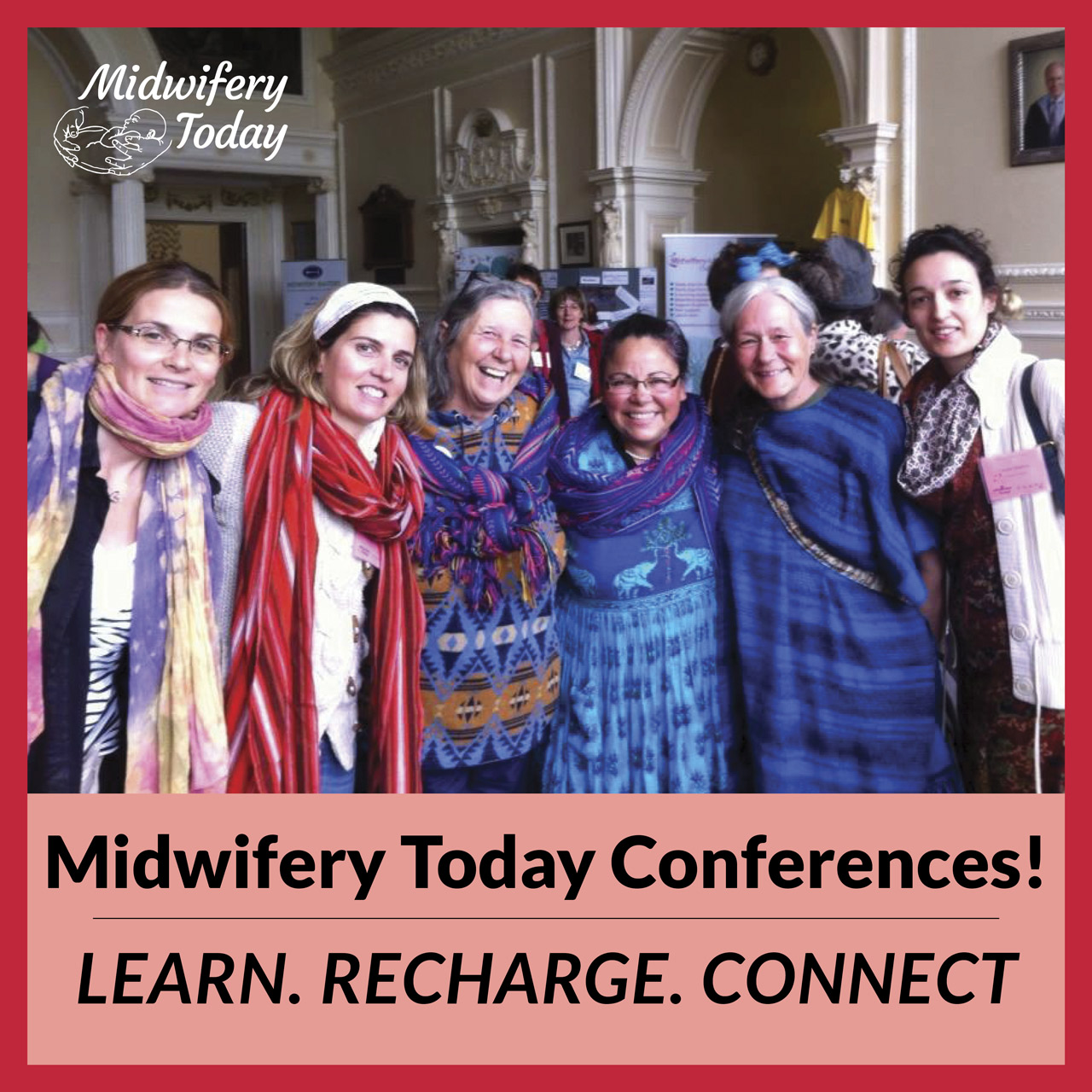 Come to a Midwifery Today conference