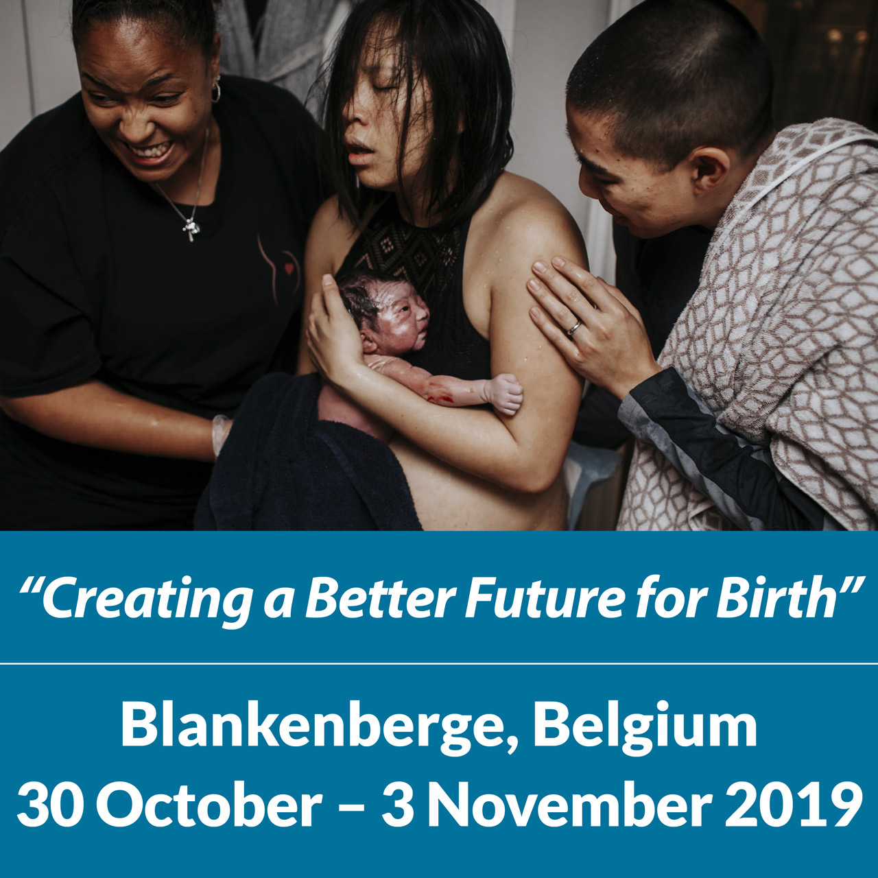 Blankenberge, Belgium   30 October – 3 November 2019