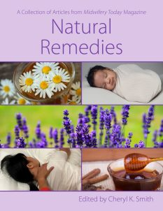 Natural Rememdies E-book cover
